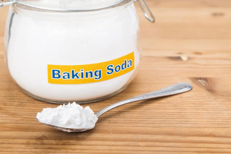 things you can use baking soda for