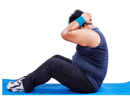 workouts to lose belly fat