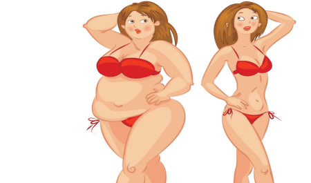 lose weight naturally without dieting and exercise