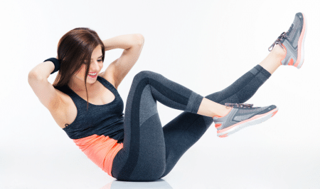 best exercises for lower abs at home