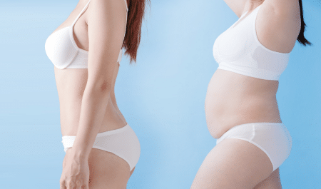 best ways to lose belly fat at home for women