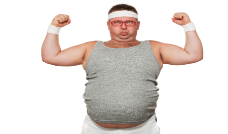 how to lose belly fat for men in 1 week at home