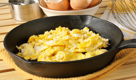 benefits of eating eggs for breakfast everyday