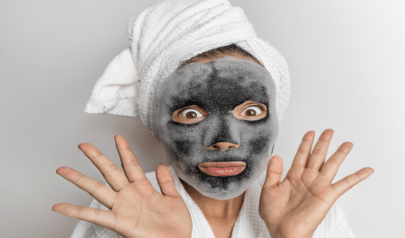 how to deep clean facial pores at home