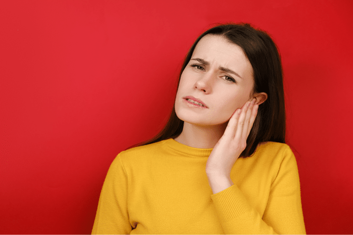 ear pressure from sinus infection
