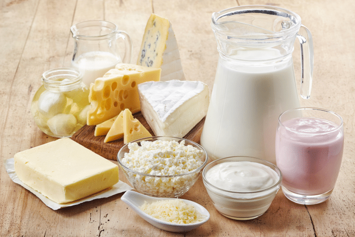 foods that help you grow taller during puberty