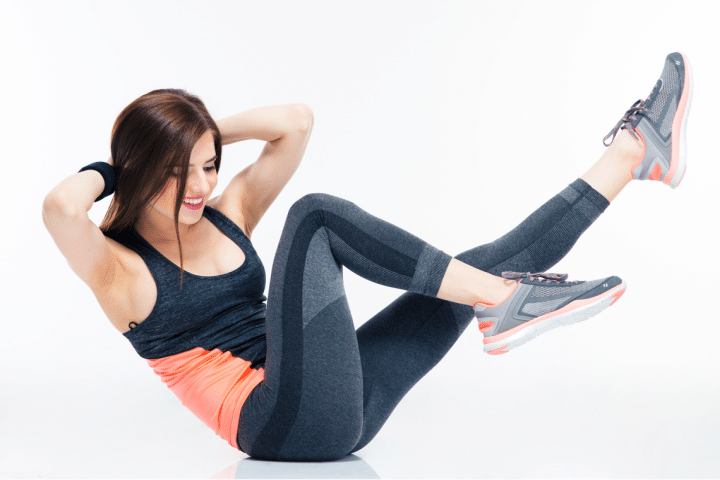 belly tightening exercises