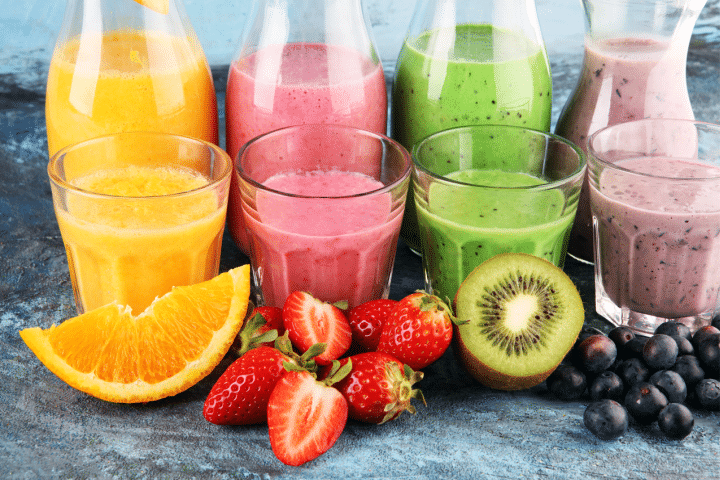 foods that make you look young